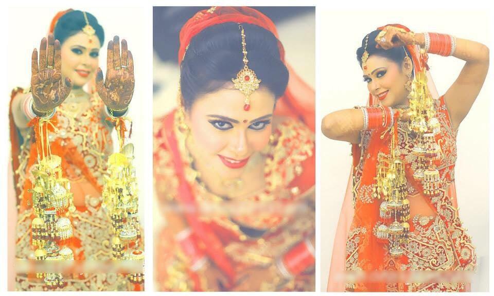 The glamorous bride by DEV RAJ FILMS & PHOTOGRAPHY Wedding-photography | Weddings Photos & Ideas
