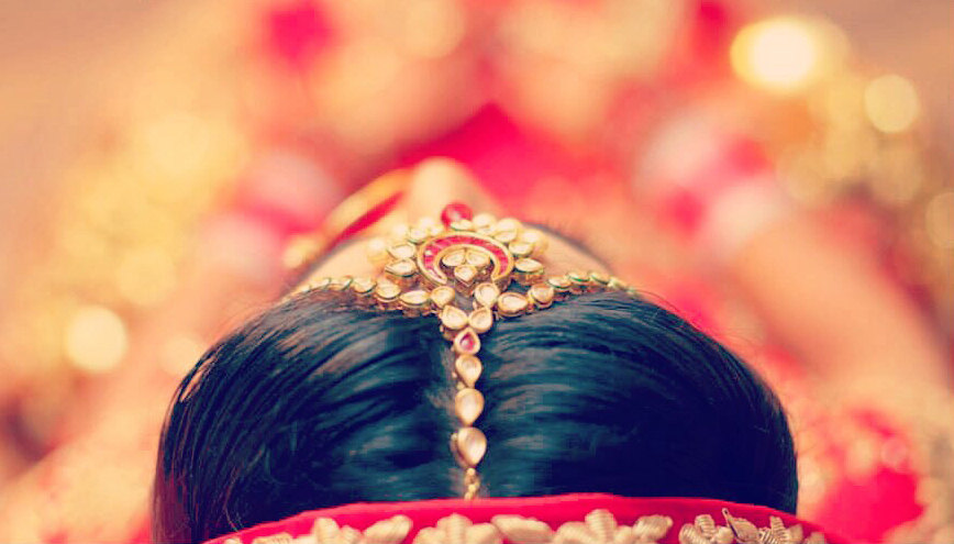 Hair adjunct of bride by DEV RAJ FILMS & PHOTOGRAPHY Wedding-photography | Weddings Photos & Ideas