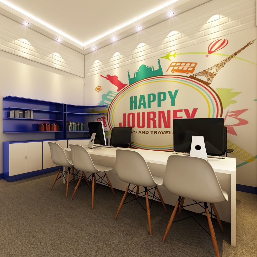 Happy Journey by Wood Works Club Contemporary | Interior Design Photos & Ideas