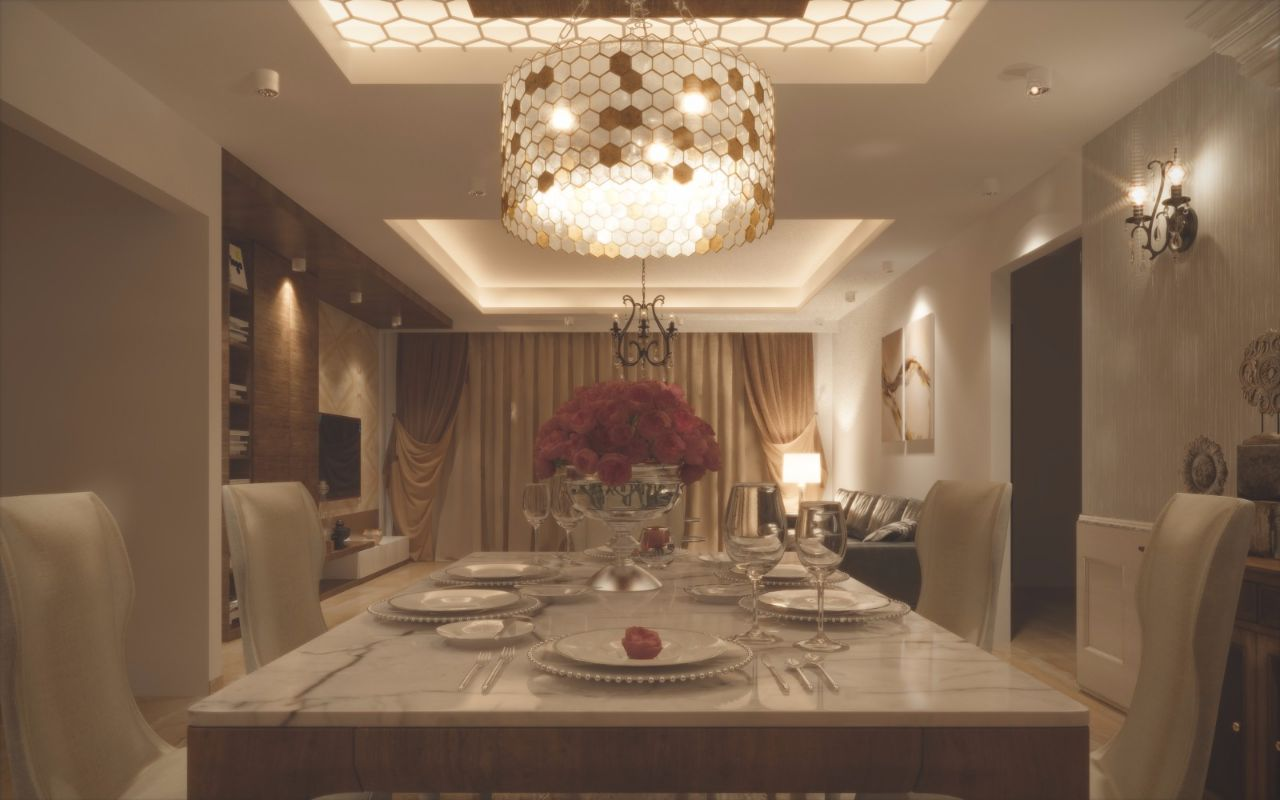 The Royal Dine by Wood Works Club Dining-room Modern | Interior Design Photos & Ideas
