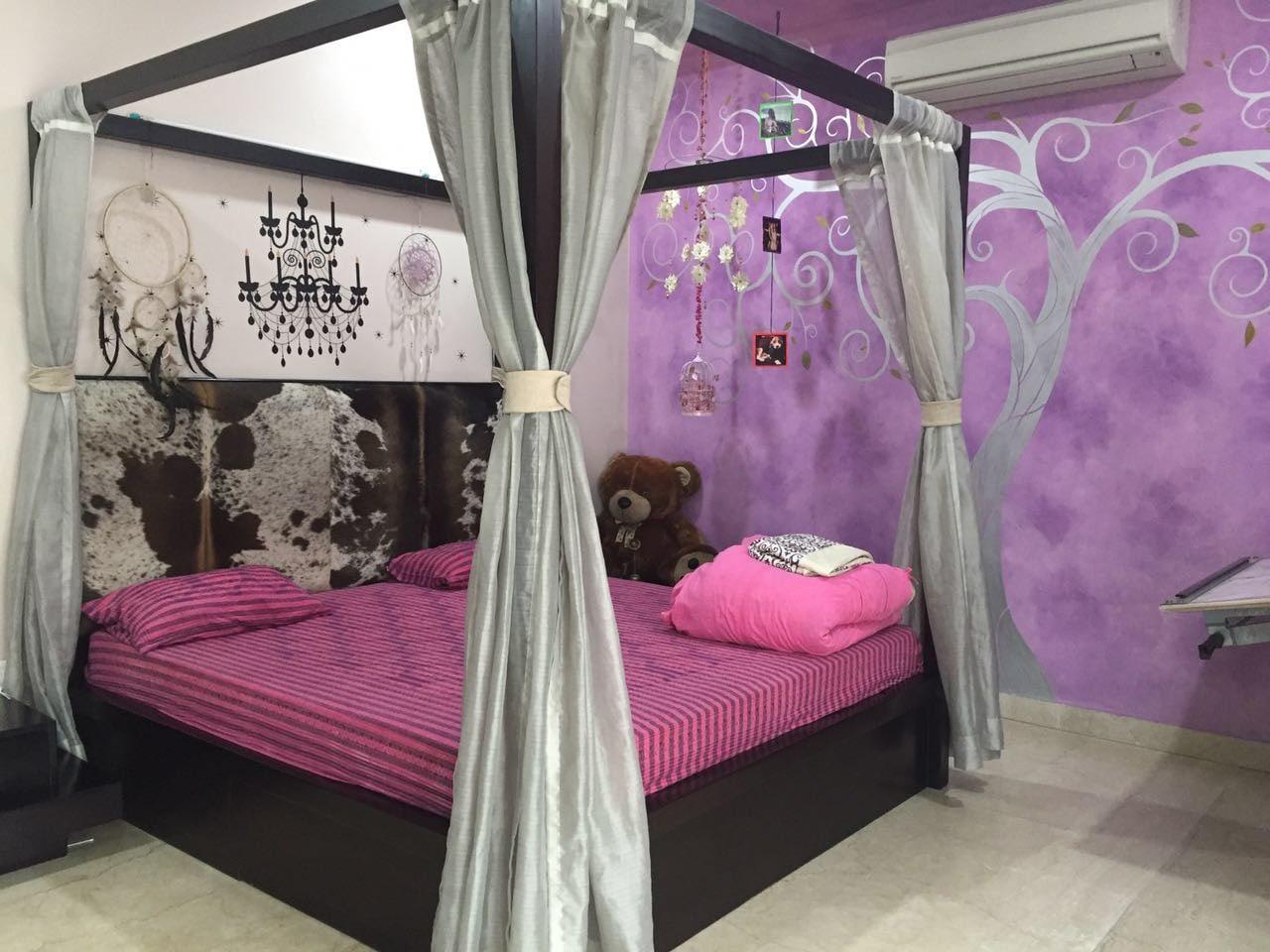 A beautiful bedroom! by Nikita Bedroom Modern | Interior Design Photos & Ideas