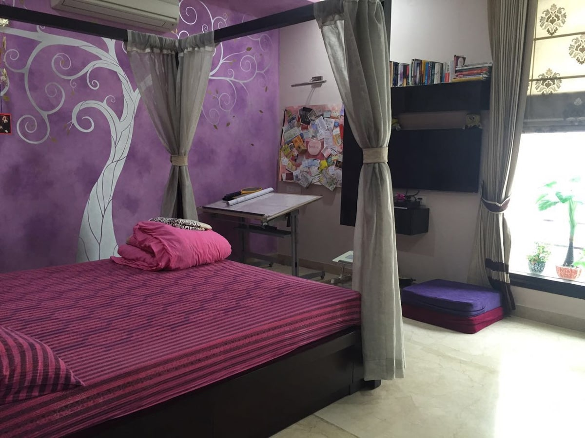 A beautiful bedroom! by Nikita Bedroom Modern   Interior Design Photos & Ideas
