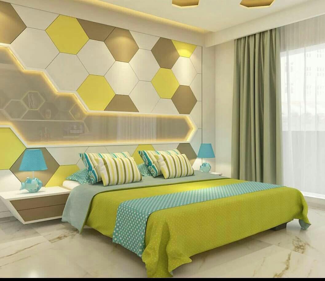 Contemporary Bedroom Style by HOC Designarch Bedroom Contemporary | Interior Design Photos & Ideas