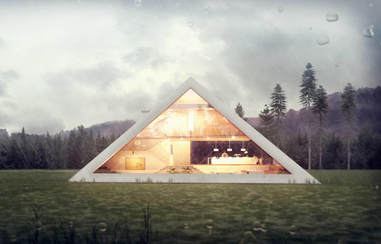 Love Triangle by JM Consilium Modern | Interior Design Photos & Ideas