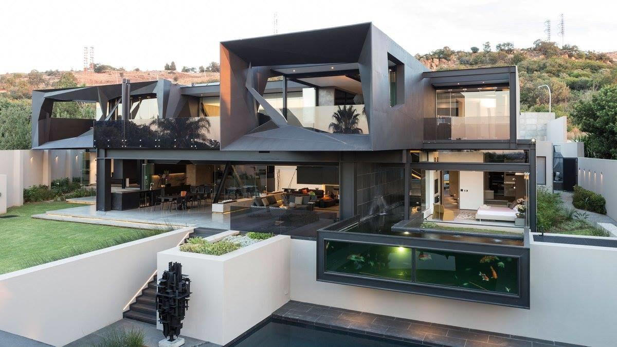 50 Shades of Black by JM Consilium Modern | Interior Design Photos & Ideas