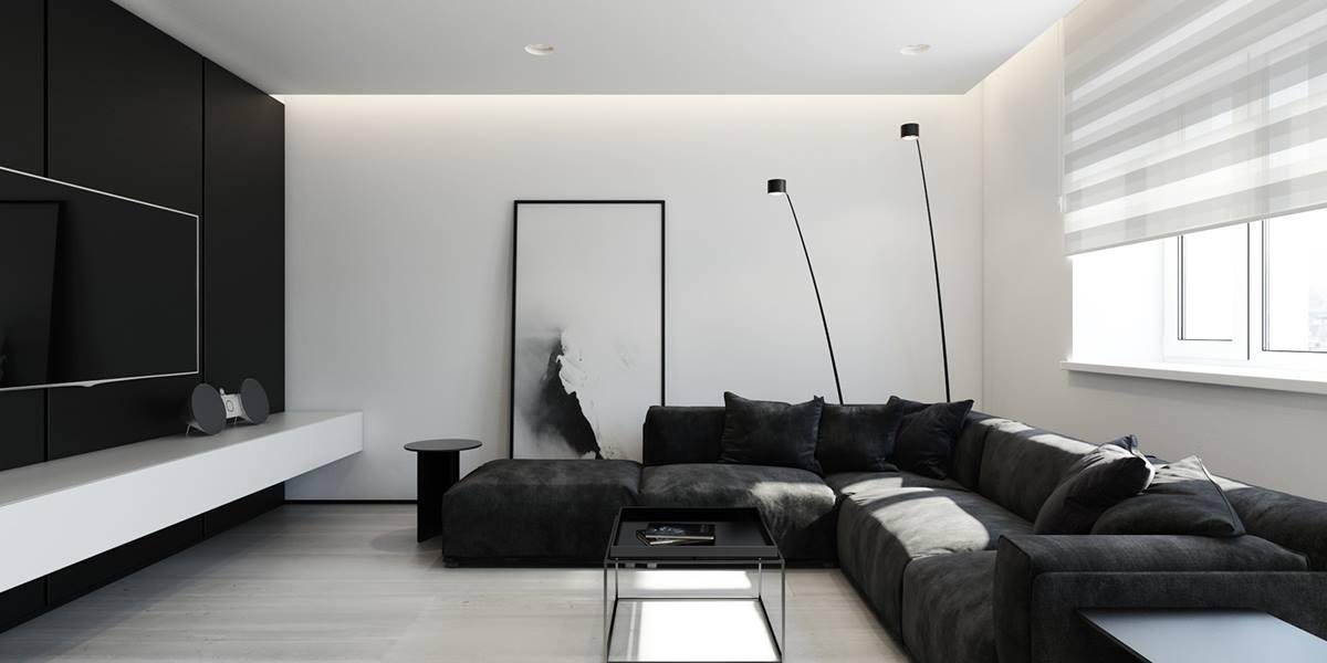 Comfy Black by JM Consilium Modern | Interior Design Photos & Ideas