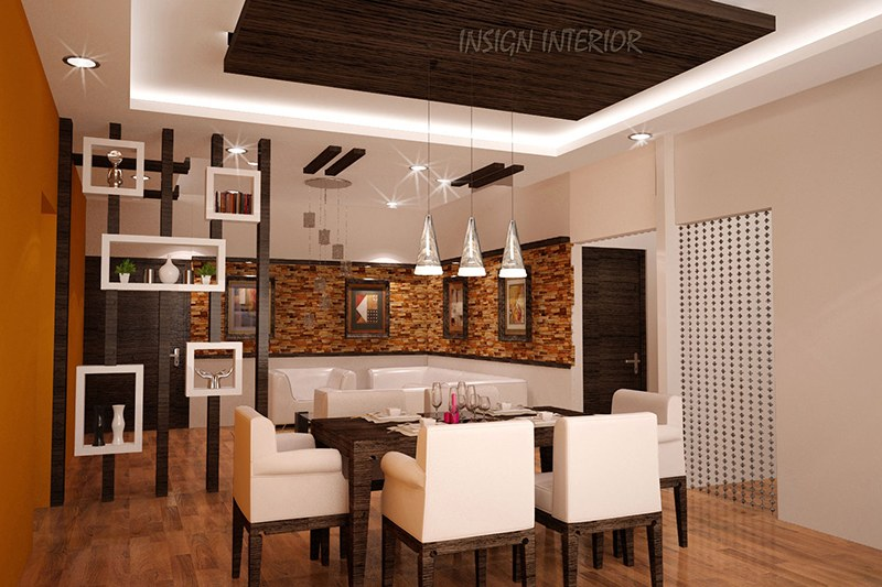 Dine in by Insign Modern | Interior Design Photos & Ideas