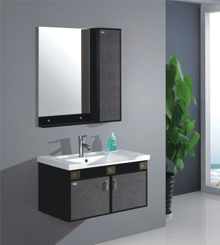 3D design of a modern bathroom by Build Craft Associates  Bathroom Modern | Interior Design Photos & Ideas