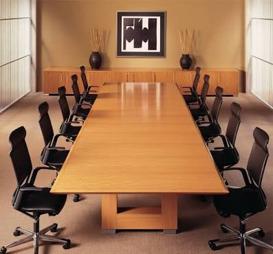 Modern conference room by Build Craft Associates  Modern | Interior Design Photos & Ideas