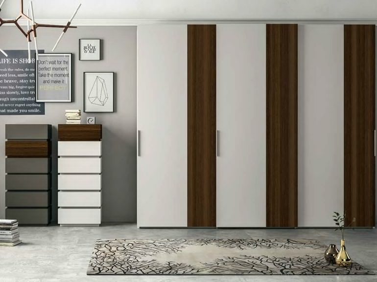 Modern wardrobe by Build Craft Associates  Bedroom Modern | Interior Design Photos & Ideas