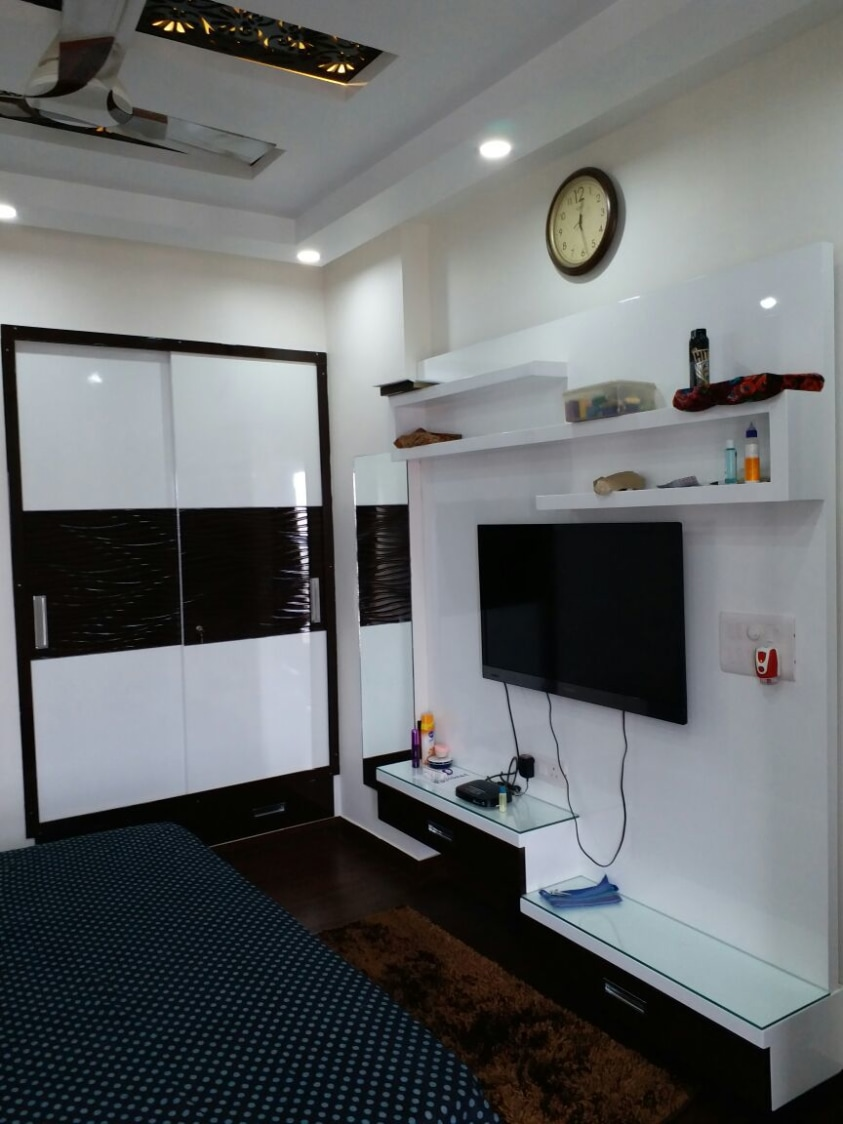 Modern bedroom by Build Craft Associates  Bedroom Modern | Interior Design Photos & Ideas