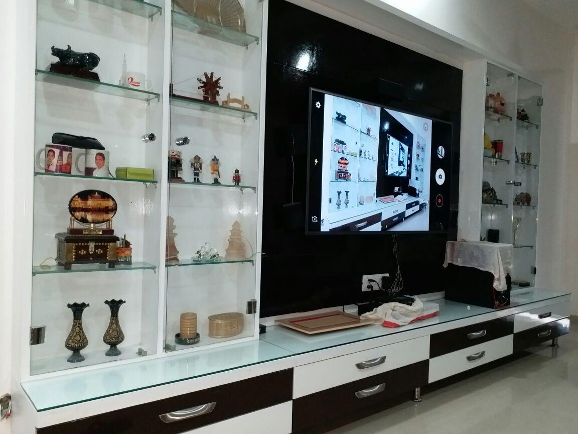 Bedroom with tv by Build Craft Associates  Bedroom Modern | Interior Design Photos & Ideas