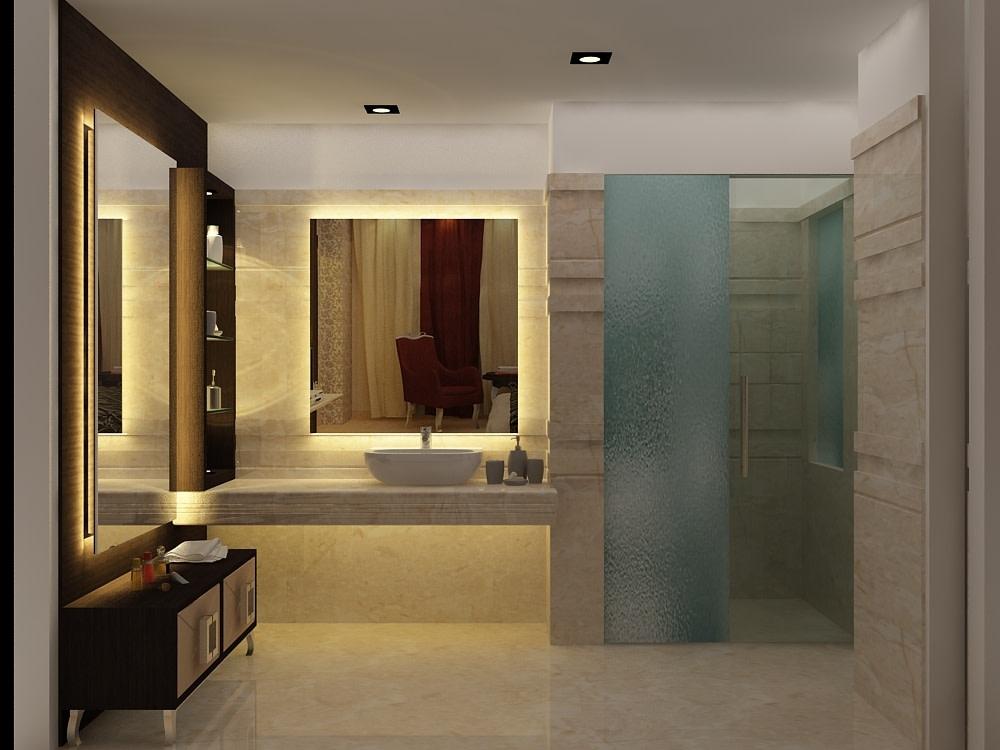 A Velvet Show by 3D Isometric Pvt. Ltd. Modern | Interior Design Photos & Ideas