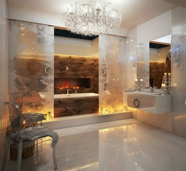 All Fired Up by 3D Isometric Pvt. Ltd. Modern | Interior Design Photos & Ideas