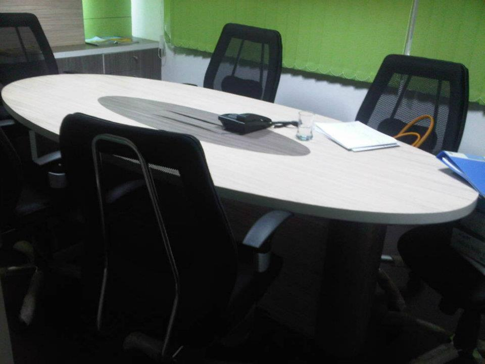 Modern Conference Room by Spaces Talk Architecture Modern | Interior Design Photos & Ideas