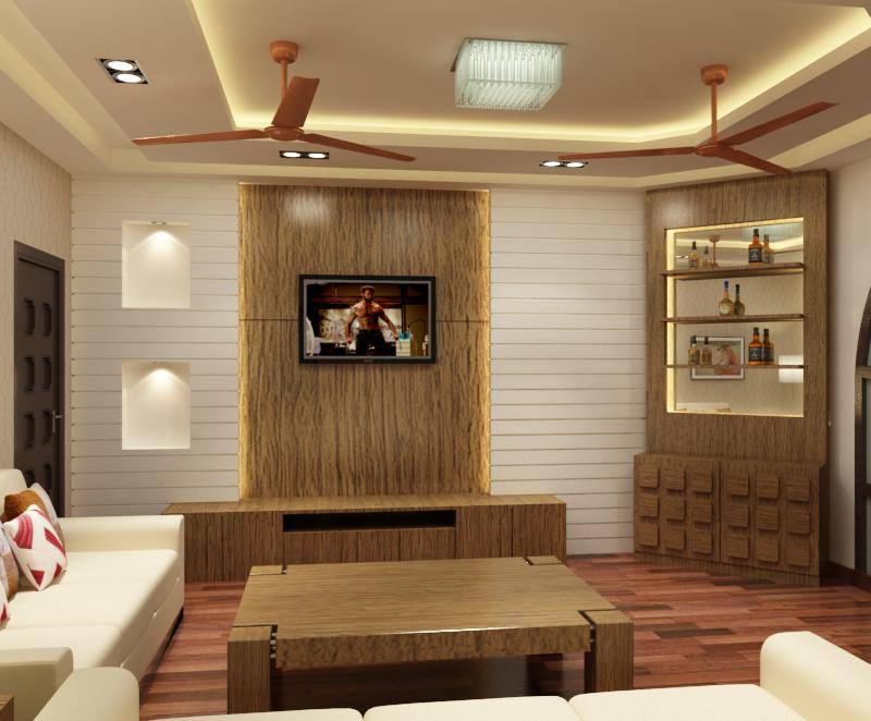 3D design Living Room by Spaces Talk Architecture Living-room Modern | Interior Design Photos & Ideas