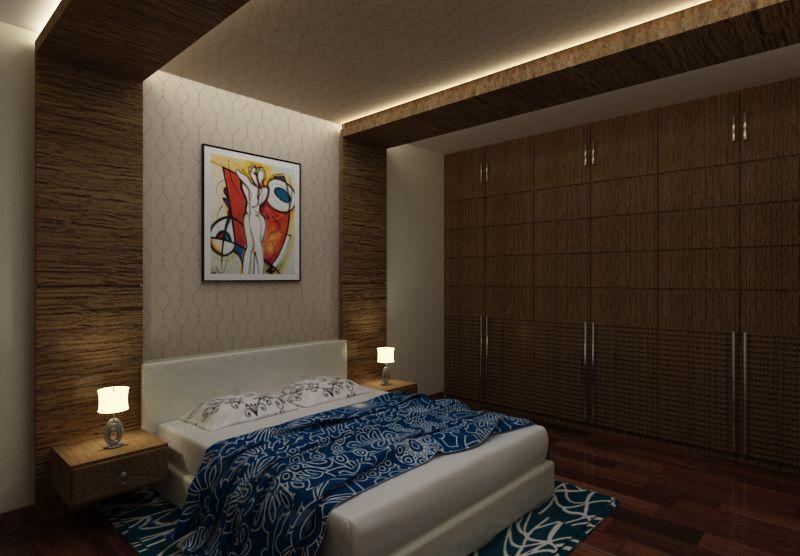 Contemporary Bedrooom by Spaces Talk Architecture Bedroom Contemporary | Interior Design Photos & Ideas