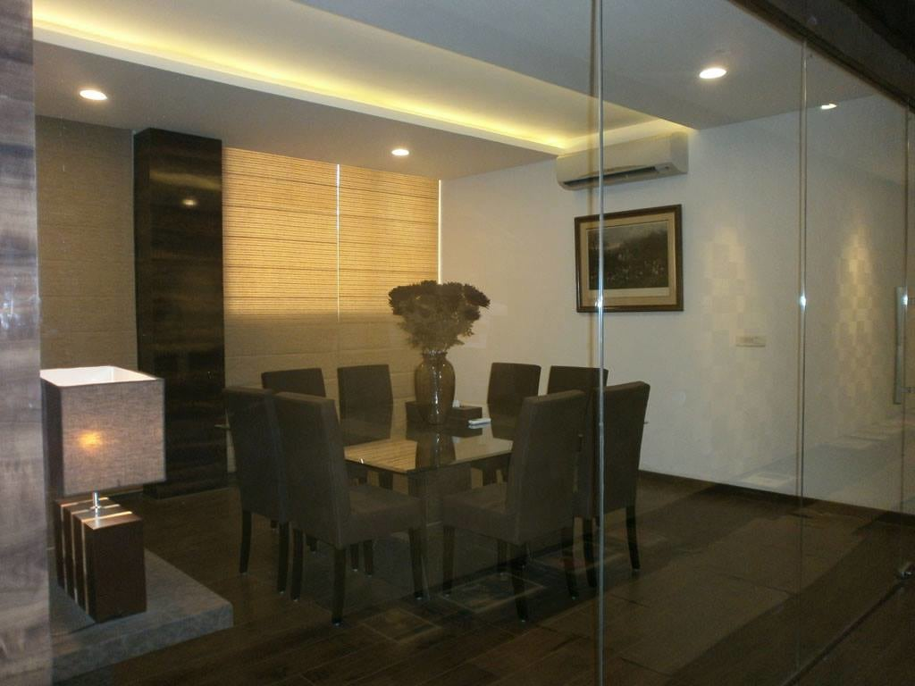 Modern Dining Room by Spaces Talk Architecture Dining-room Modern | Interior Design Photos & Ideas