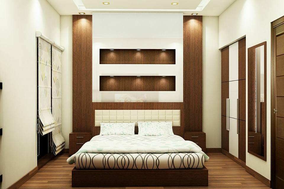 Modern Bedroom Design by Spaces Talk Architecture Bedroom Modern | Interior Design Photos & Ideas