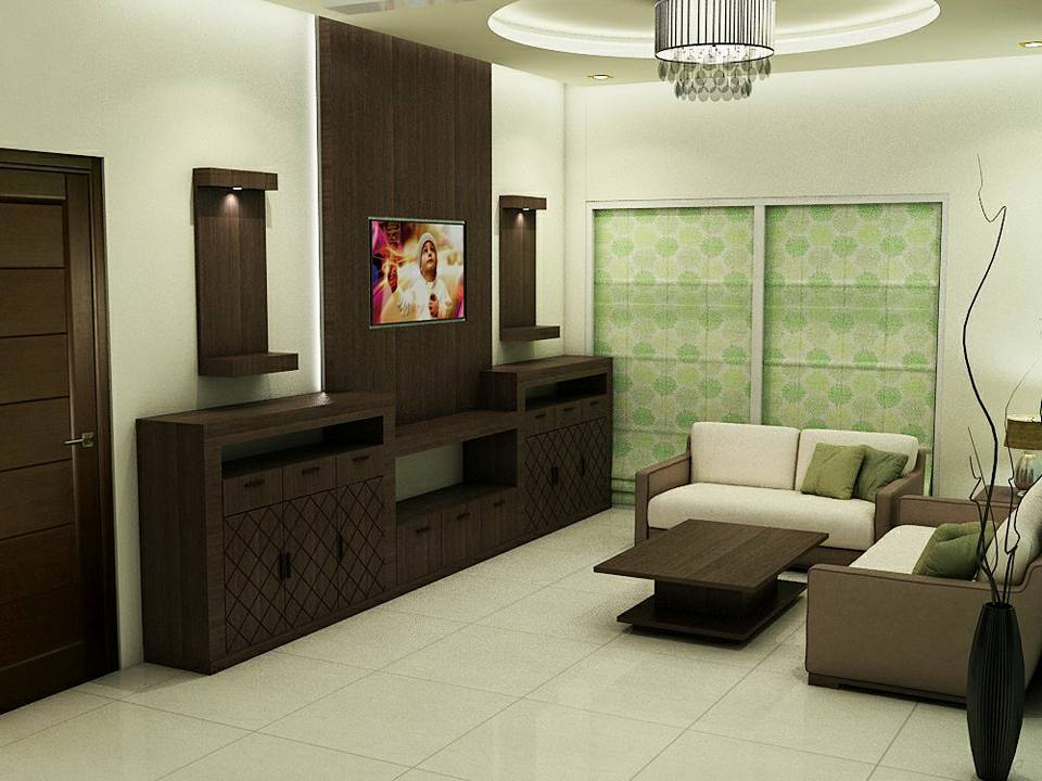Modern Based Living Room by Spaces Talk Architecture Living-room Modern   Interior Design Photos & Ideas
