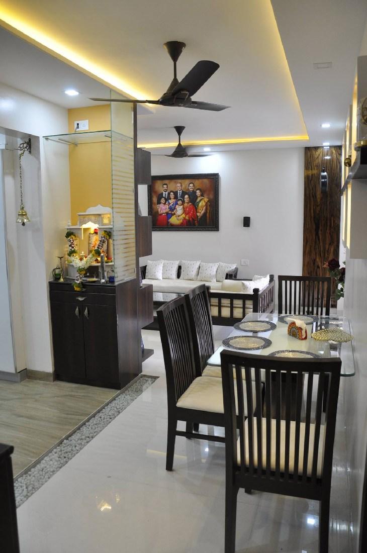 Rectangles All Over by Gadkari Properties LLP Modern | Interior Design Photos & Ideas