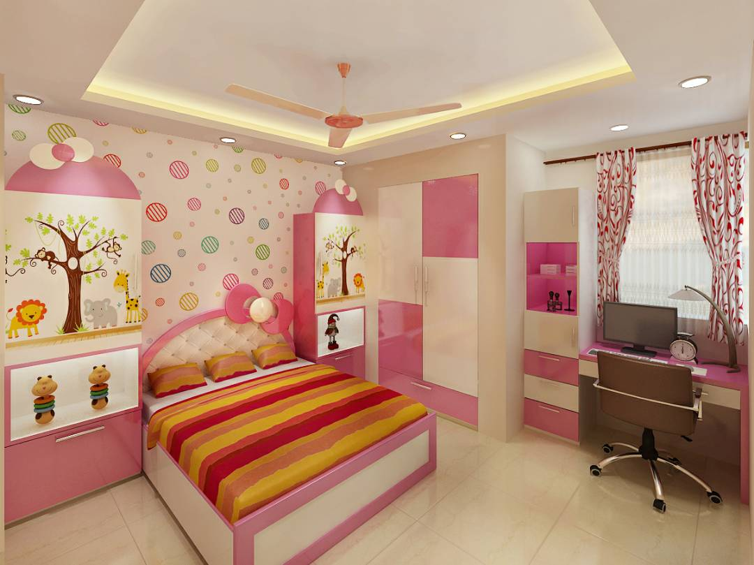 Modern Kid's Bedroom! by shuffle pages Bedroom Modern | Interior Design Photos & Ideas
