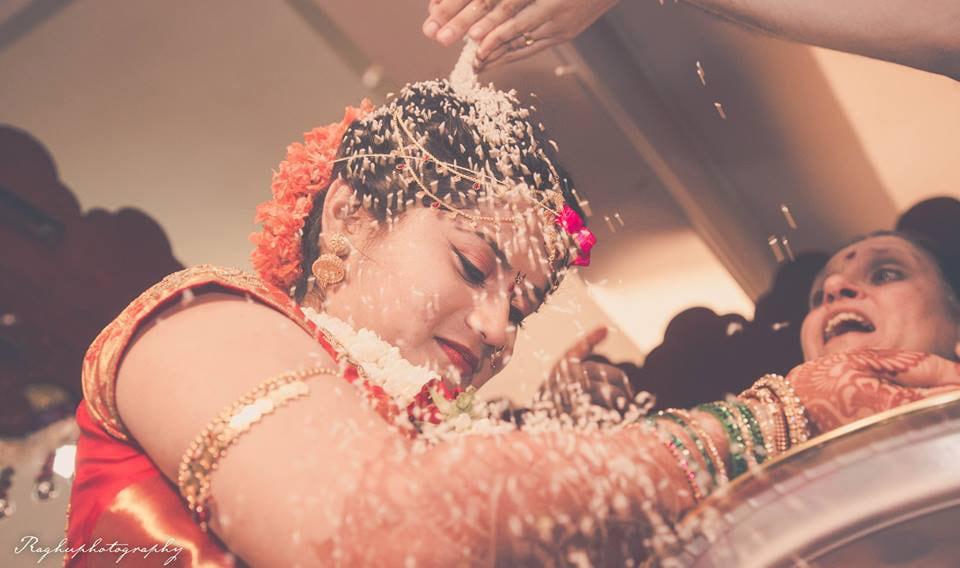South Indian Rituals On Wedding Day by Raghu Raj Wedding-photography | Weddings Photos & Ideas