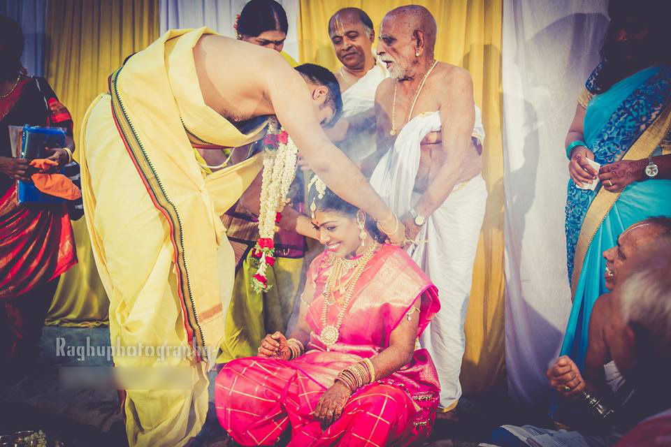 Wedding Day Rituals In South Indian Wedding by Raghu Raj Wedding-photography | Weddings Photos & Ideas