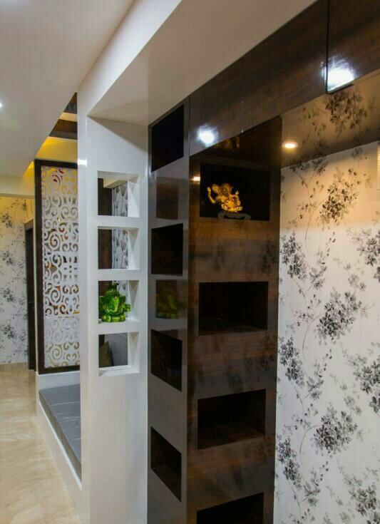 Modern wall by A&M Enterprise Indoor-spaces Modern | Interior Design Photos & Ideas