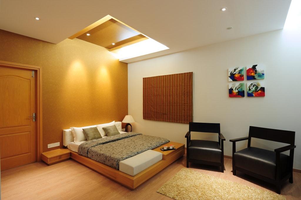 Blend of warmth by Pritesh Sawant Modern | Interior Design Photos & Ideas