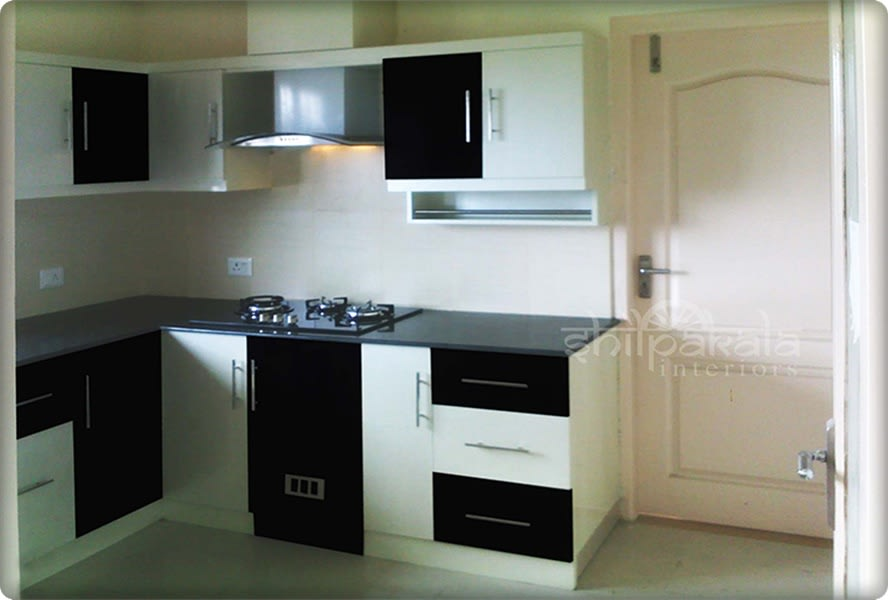 Modern Modular Kitchen. by Saikrupa Interiors Modular-kitchen Modern | Interior Design Photos & Ideas