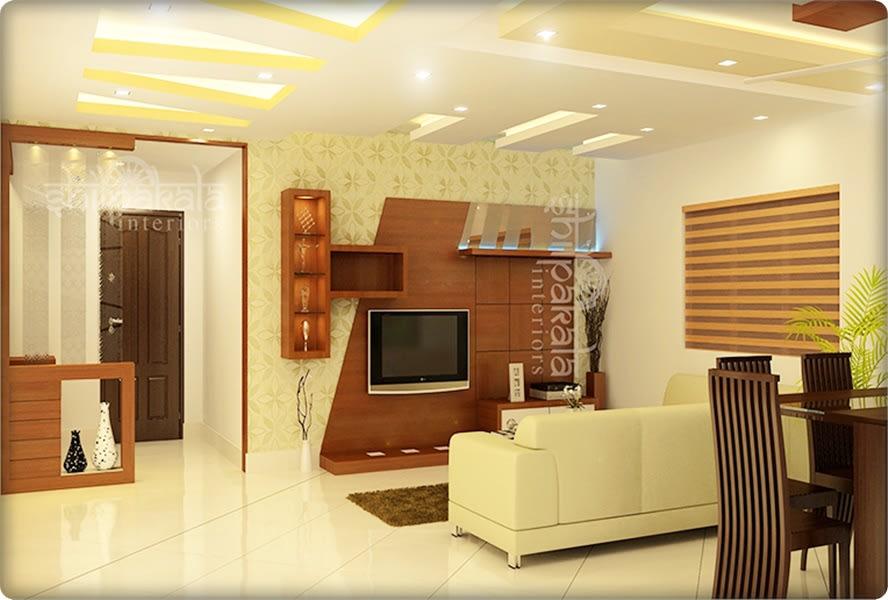 Modern Living Room. by Saikrupa Interiors Living-room Modern | Interior Design Photos & Ideas