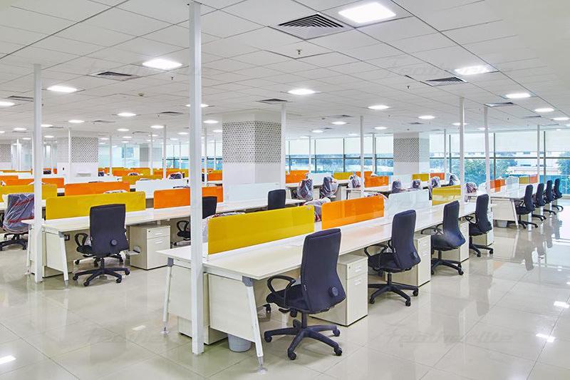 Open Office Design. by Globe Interiors Modern | Interior Design Photos & Ideas