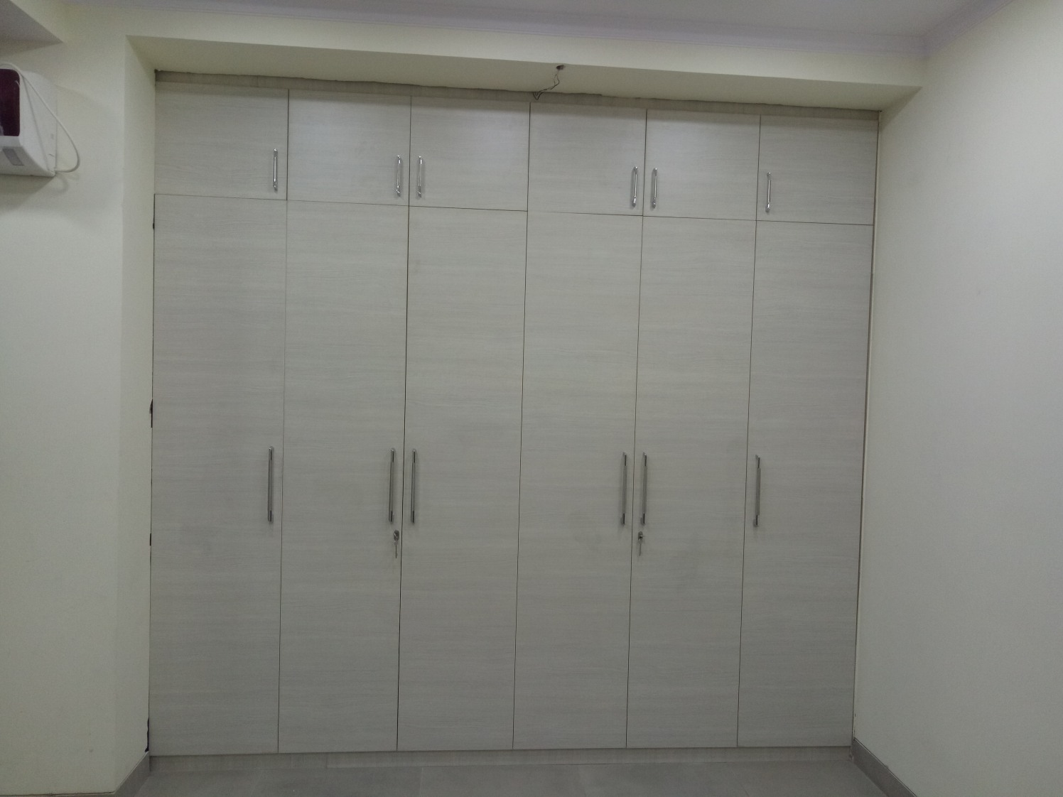 Full Wall Wardrobe For Bedroom by Amit Sharma  Bedroom Contemporary | Interior Design Photos & Ideas