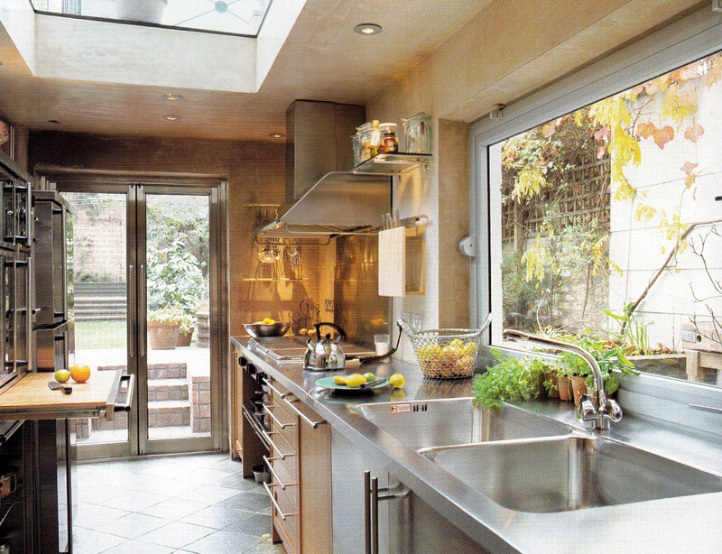 A Modern Modular Kitchen. by Clarus Interiors and Designers Modular-kitchen Modern | Interior Design Photos & Ideas