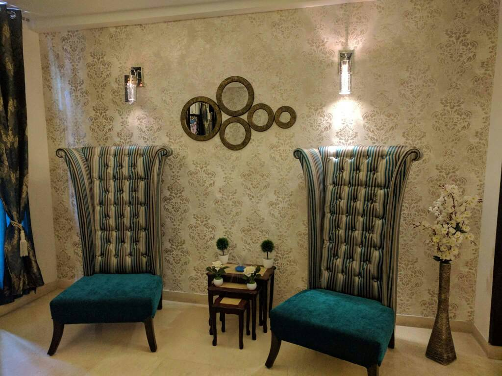 royal living area by fabros interiors
