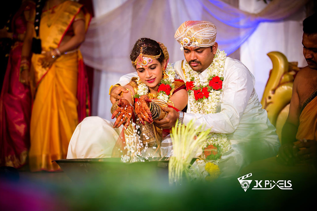 Reverence captured by JK Pixels Wedding-photography | Weddings Photos & Ideas