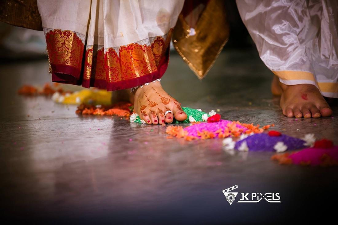 Step towards a new journey! by JK Pixels Wedding-photography | Weddings Photos & Ideas