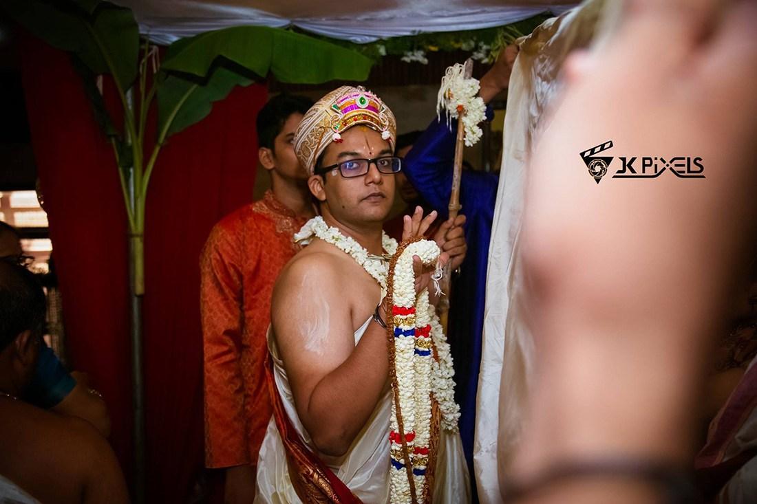 Groom's gaze by JK Pixels Wedding-photography | Weddings Photos & Ideas