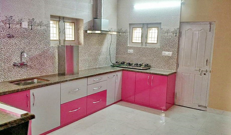 Pink Connection by Legends Interiors Modern | Interior Design Photos & Ideas