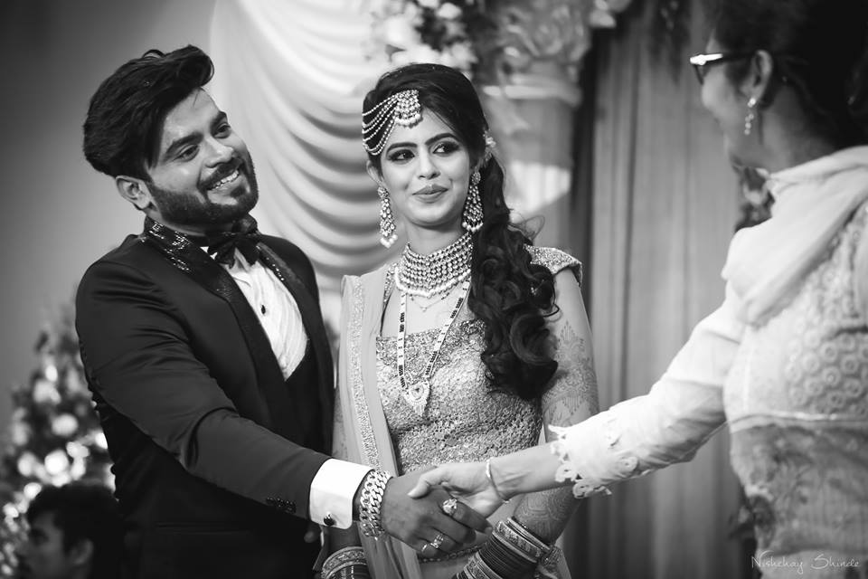 Gesture of a gentleman by Shrutika Sarang Photography Wedding-photography | Weddings Photos & Ideas
