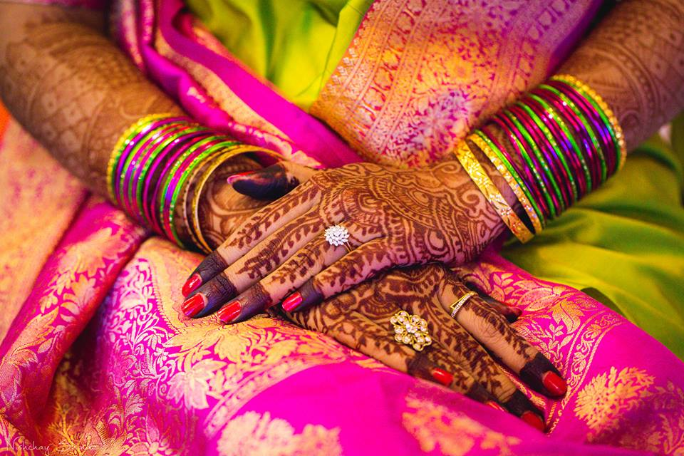 Adorable heena by Shrutika Sarang Photography Wedding-photography | Weddings Photos & Ideas