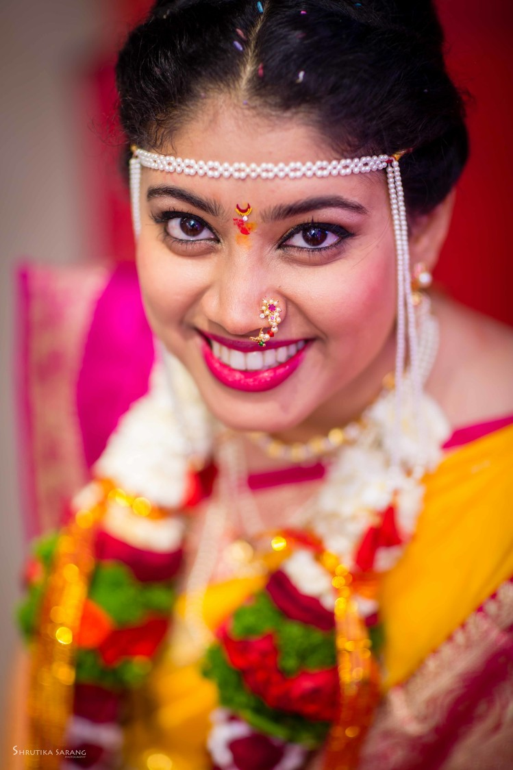Traditional look is always adored! by Shrutika Sarang Photography Wedding-photography | Weddings Photos & Ideas