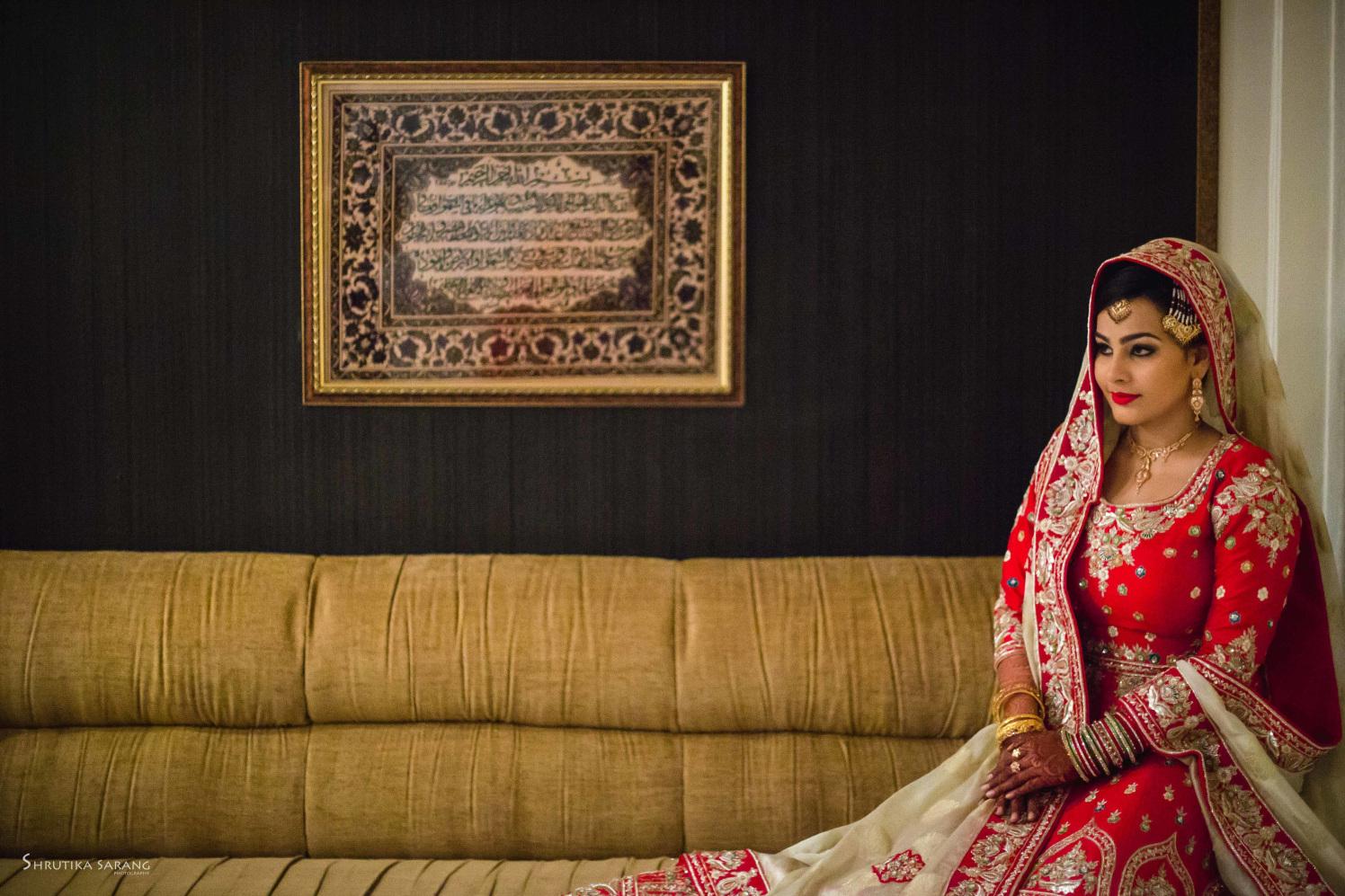 As pretty as a picture! by Shrutika Sarang Photography Wedding-photography   Weddings Photos & Ideas