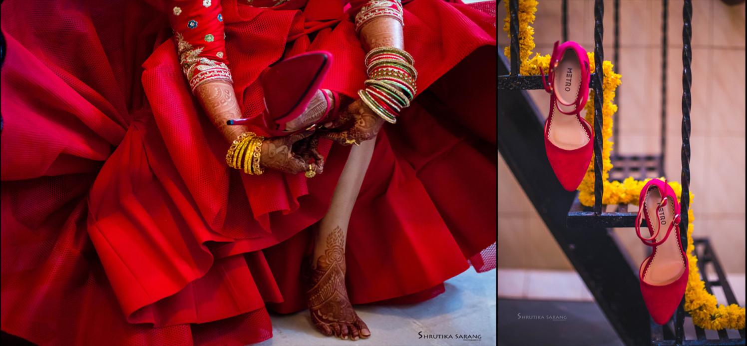 Captivating accessories by Shrutika Sarang Photography Wedding-photography | Weddings Photos & Ideas