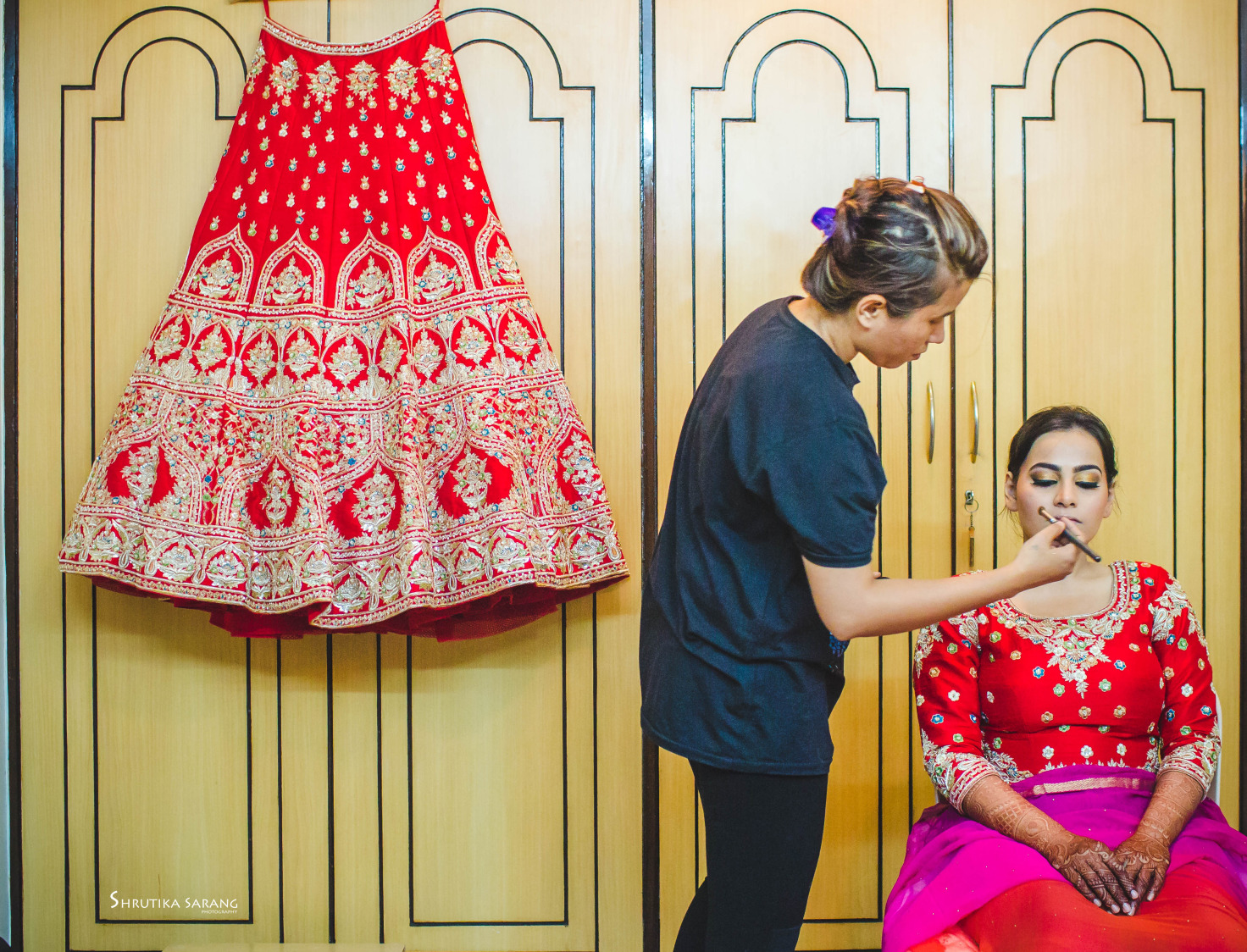 Perfectionist priming by Shrutika Sarang Photography Wedding-photography | Weddings Photos & Ideas
