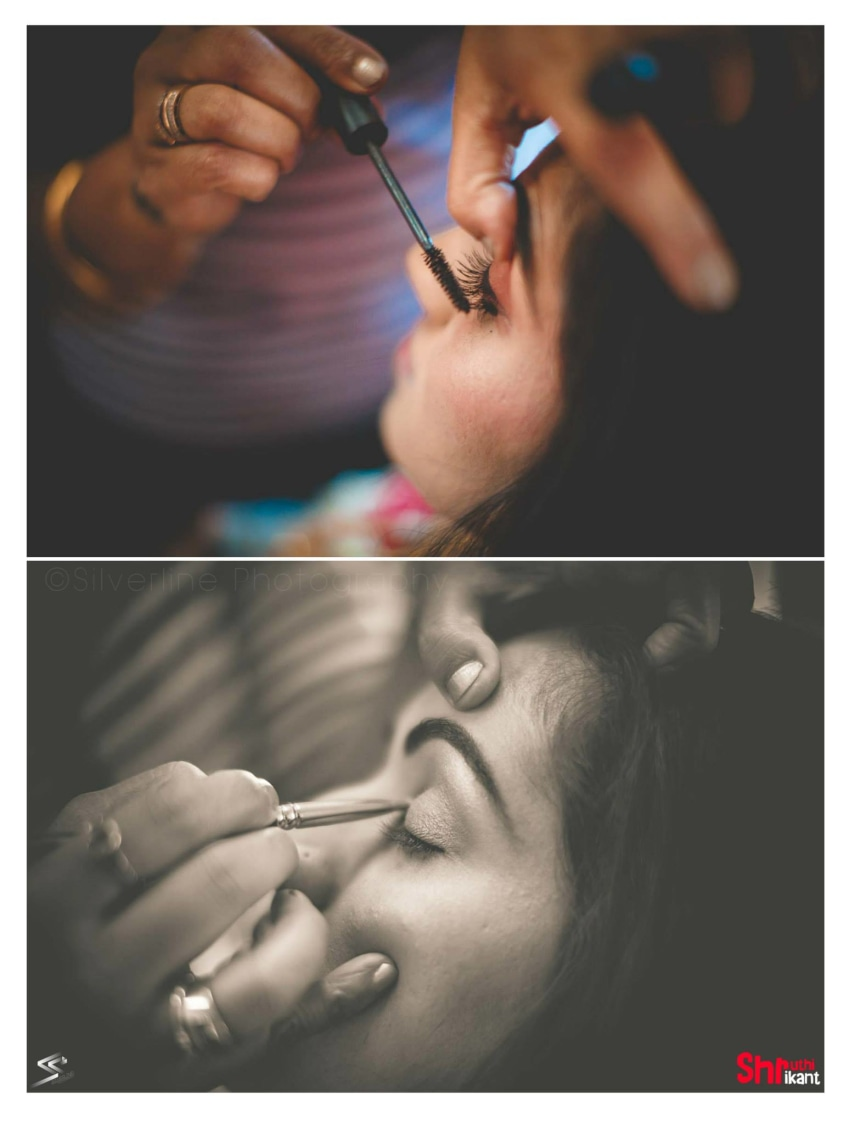 Eye makeup! by Silverline Photography  Wedding-photography | Weddings Photos & Ideas
