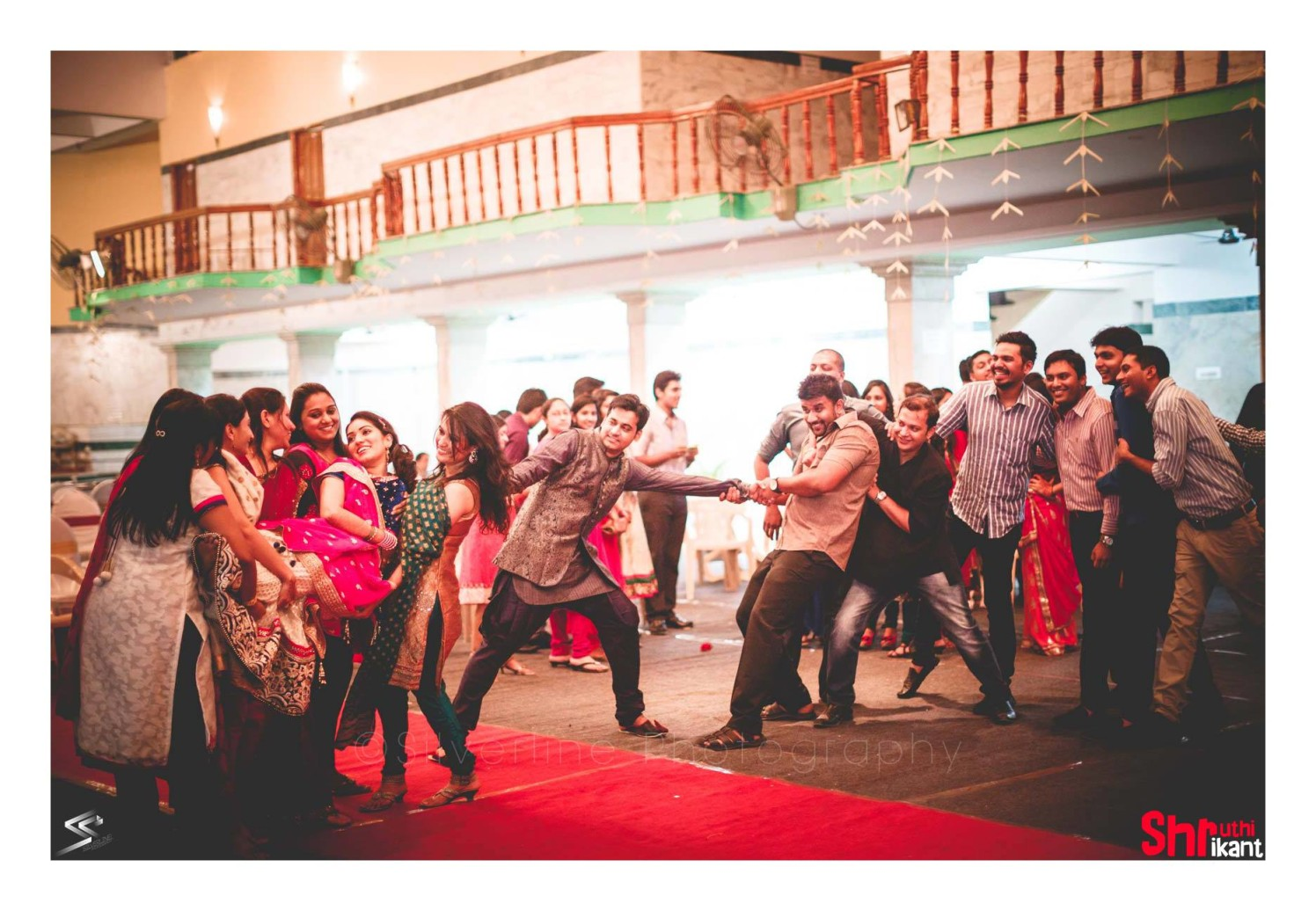 The tug of war! by Silverline Photography  Wedding-photography | Weddings Photos & Ideas