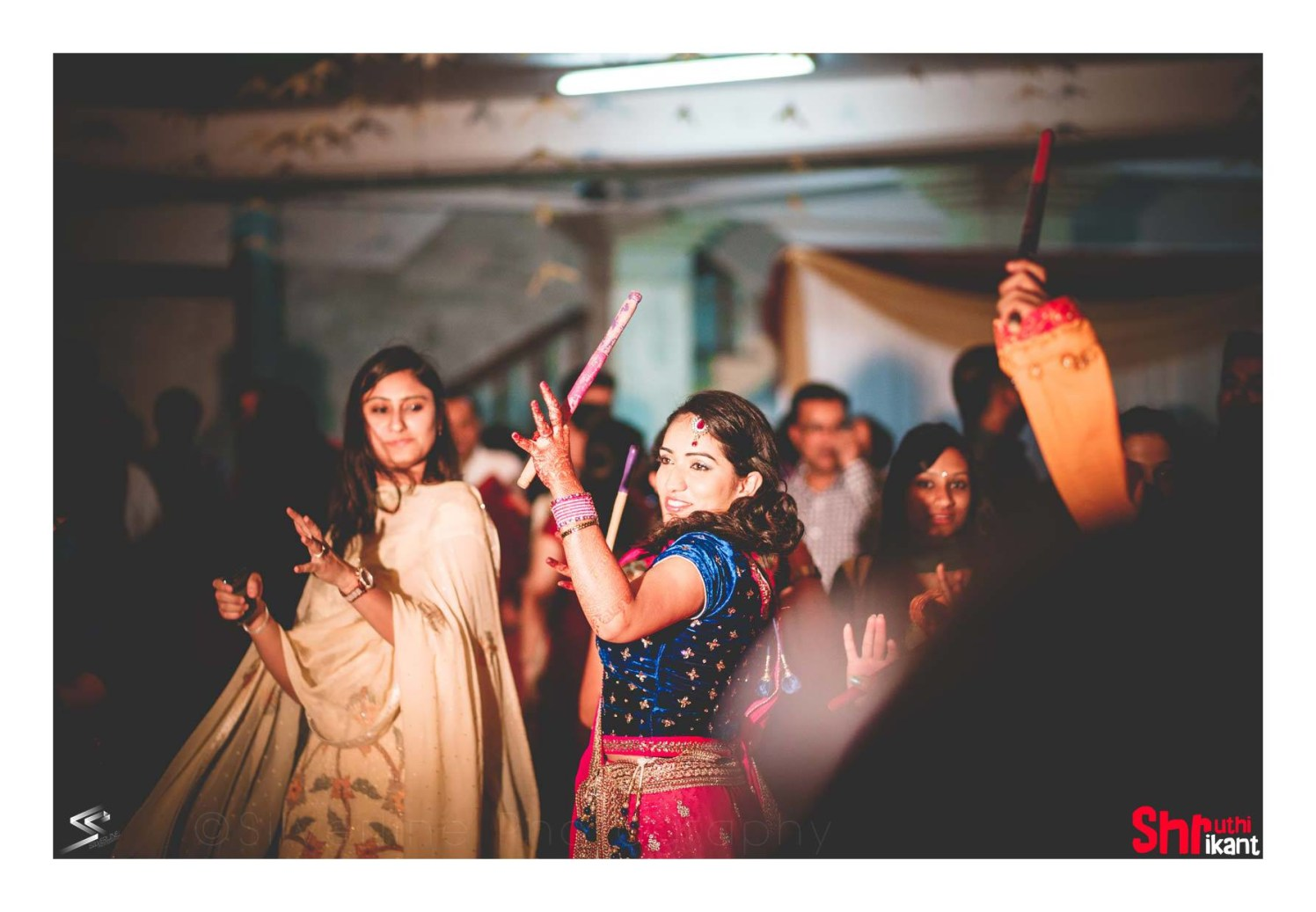 Playing dandiya! by Silverline Photography  Wedding-photography | Weddings Photos & Ideas