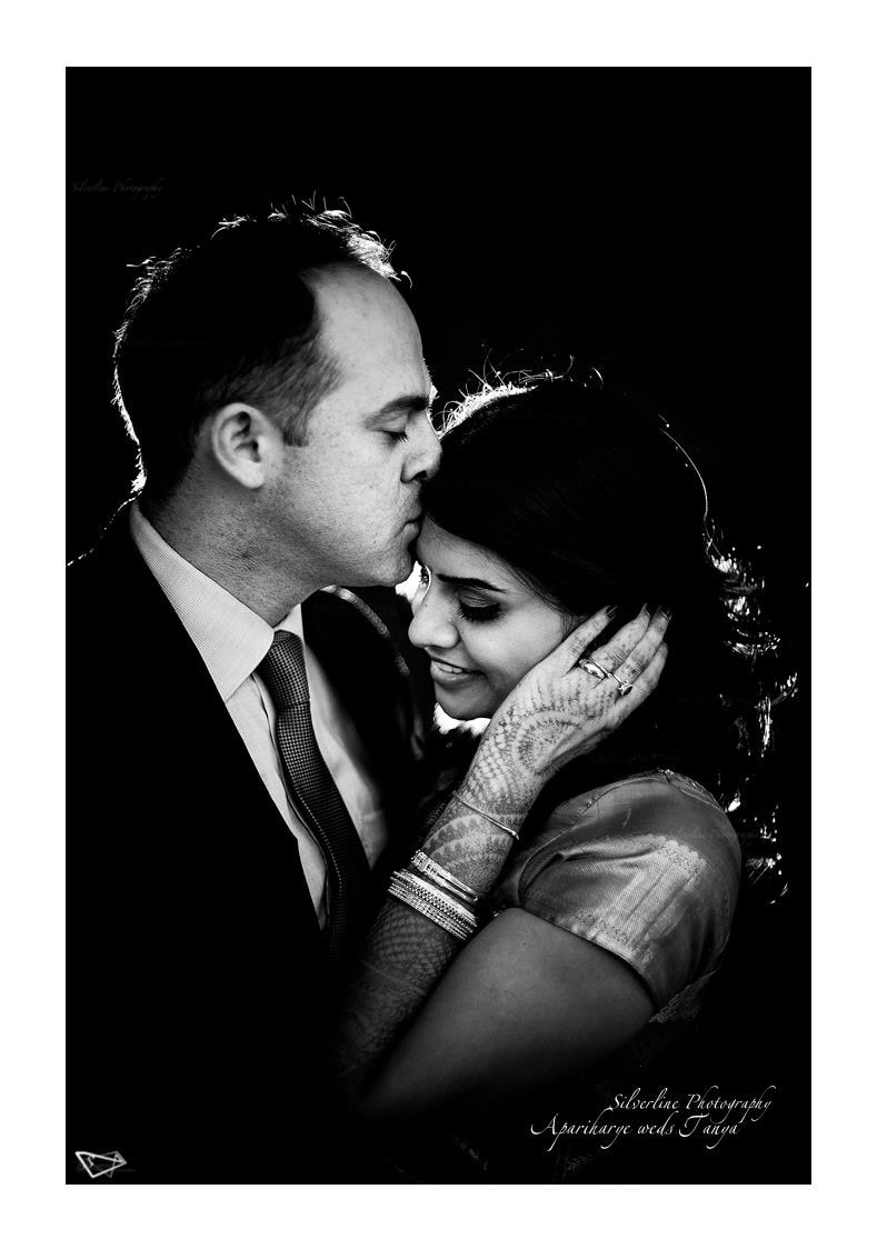 A tender peck! by Silverline Photography  Wedding-photography | Weddings Photos & Ideas